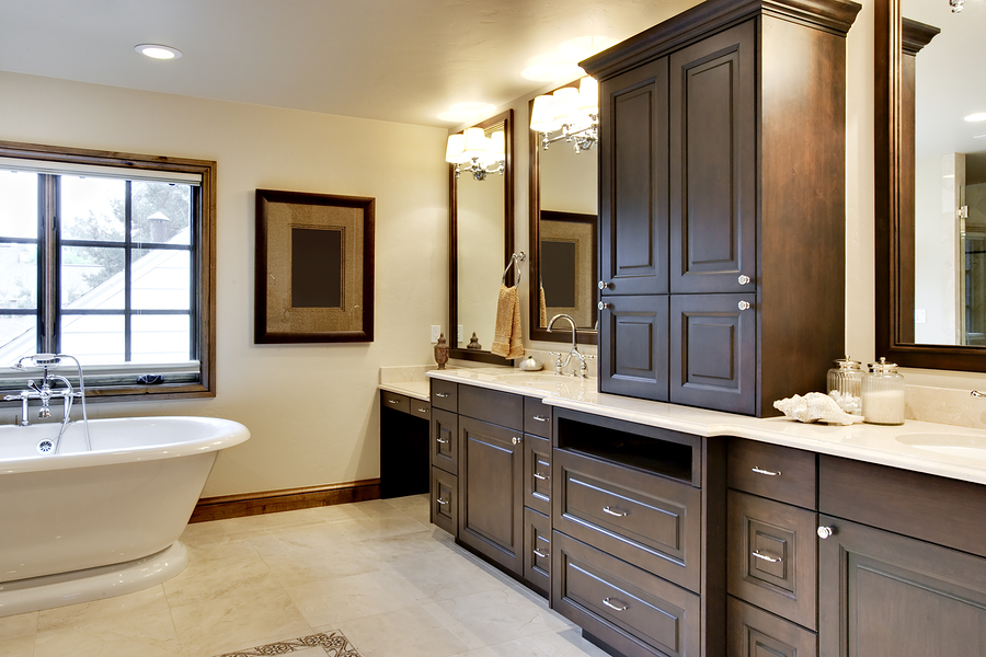 bathroom remodeling in Carencro & Lafayette, LA