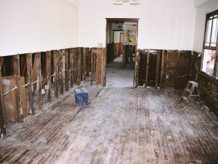 water damage restoration services in Carencro & Lafayette, LA